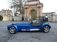 Maiden Road Legal Blat - Outside Blenheim Palace