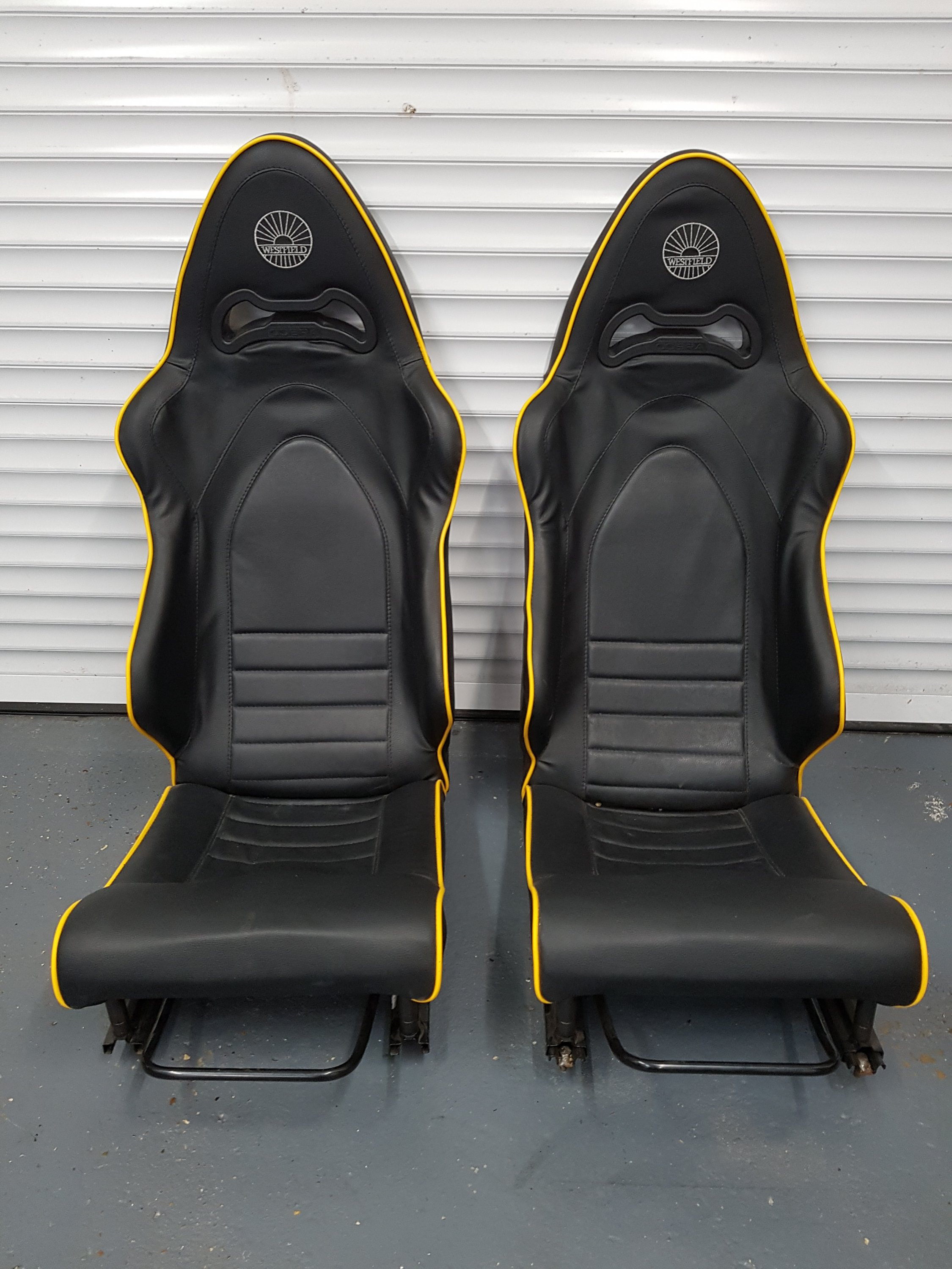 Sport Cars For Sale >> Pair of Sport Turbo Westfield Seats and Runners - Parts for Sale - WSCC - Community Forum