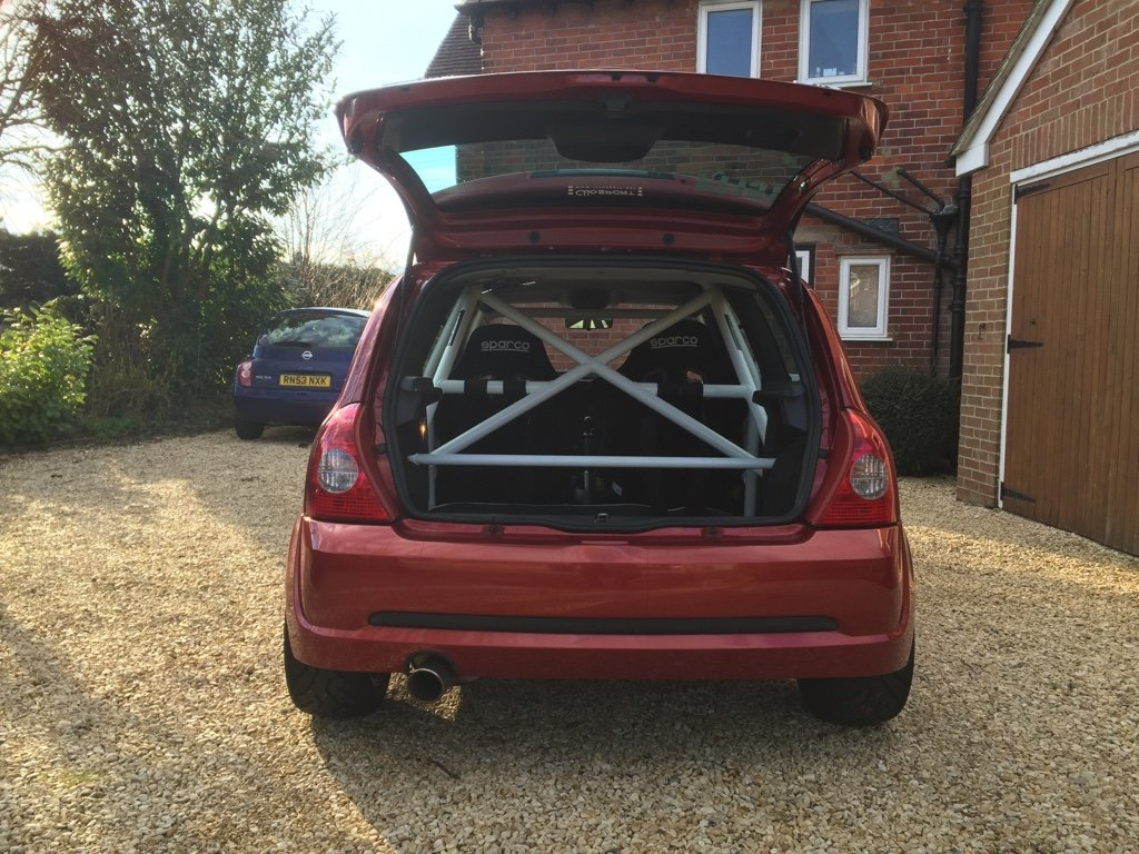 250bhp Supercharged Clio 172 Track Car - Other Vehicles for